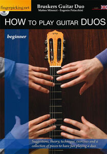 How to play guitar duos. Con DVD