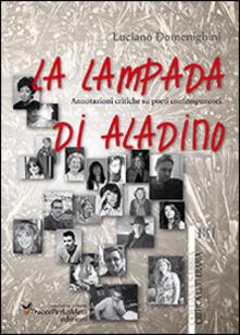 La lampada di Aladino - Luciano Domenighini - copertina
