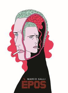 Èpos - Marco Galli - copertina