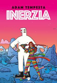 Inerzia - Adam Tempesta - copertina