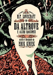 Rallydeicolliscaligeri.it H.P. Lovecraft. Da altrove e altri racconti Image