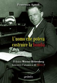 Premioquesti.it L' uomo che poteva costruire la bomba. Il fisico Werner Heisenberg boicottò l'atomica di Hitler? Image