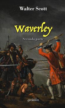 Waverley. Vol. 2: Seconda parte. - Walter Scott - copertina