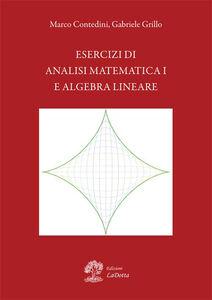 Esercizi di analisi matematica 1 e algebra lineare