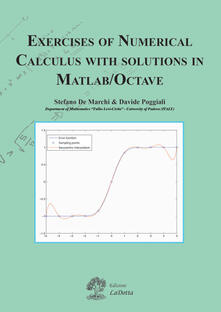 Nicocaradonna.it Exercises of numerical calculus with solutions in MATLAB/OCTAVE Image