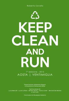 Keep clean and run. 1ª edizione 2015 Aosta-Ventimiglia.pdf