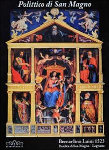 Daddyswing.es Polittico di San Magno. Bernardino Luini 1523. Ediz. italiana e inglese Image