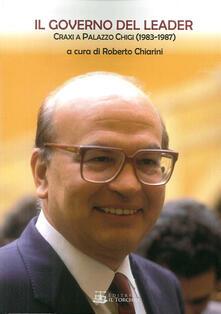 Winniearcher.com Il governo del leader. Craxi a Palazzo Chigi (1983-1987) Image