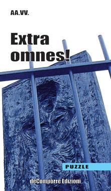 Extra omnes! - copertina