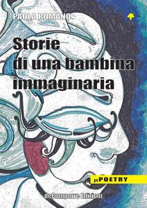 Storie di una bambina immaginaria - Paola Romano - copertina
