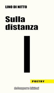 Sulla distanza - Lino Di Nitto - copertina