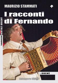 I racconti di Fernando - Maurizio Stammati - copertina