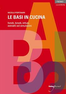 Libro Le basi in cucina Nicola Portinari