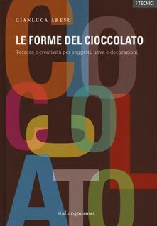 Winniearcher.com Le forme del cioccolato. Tecnica e creatività per soggetti, uova e decorazioni Image
