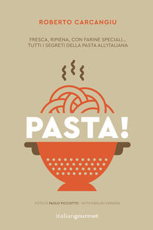 Osteriacasadimare.it Pasta! Ediz. italiana e inglese Image