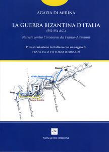 La guerra bizantina d'Italia (552-554 d.C.). Narsete contro l'invasione dei Franco-Alemanni