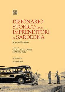 Ipabsantonioabatetrino.it Dizionario storico degli imprenditori in Sardegna. Vol. 2 Image
