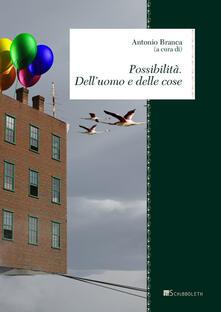 Possibilità. Delluomo e delle cose.pdf