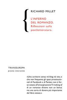 Voluntariadobaleares2014.es L' inferno del romanzo. Riflessioni sulla postletteratura Image