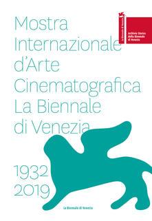 Festivalpatudocanario.es La Biennale di Vienezia. Mostra internazionale d'arte cinematografica 1932-2019 Image