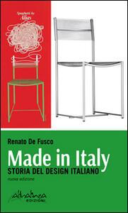 Made in Italy. Storia del design italiano