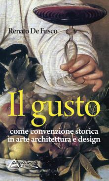 Antondemarirreguera.es Il gusto. Come convenzione storica in arte, architettura e design Image