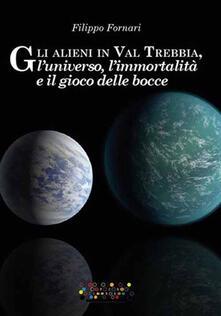 Tegliowinterrun.it Gli alieni in val Trebbia, l'universo, l'immortalità e il gioco delle bocce Image