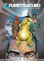 Fumetti al cubo. Rivista di fumetti. Vol. 20