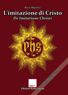 Chievoveronavalpo.it L' imitazione di Cristo. De Imitatione Christi Image