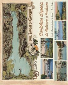Aboutschuster.de Un saluto dal Lago di Garda. Cartoline d'epoca da Malcesine a Peschiera Image