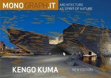 Promoartpalermo.it Monograph.it. Ediz. italiana e inglese. Vol. 6: Architecture as spirit of nature. Kengo Kuma and associates. Image