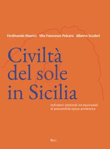 Grandtoureventi.it Civiltà del Sole in Sicilia. Indicatori solstiziali ed equinoziali di presumibile epoca preistorica Image