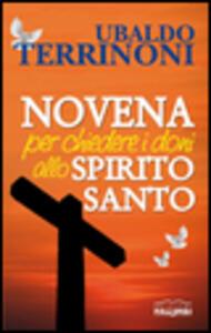 Novena per chiedere i doni allo Spirito Santo