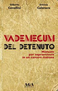 Vademecum del detenuto. Manuale per sopravvivere in un carcere italiano