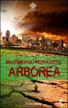 Arborea - Massimiliano Pedrazzoli - copertina