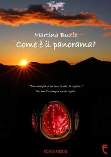 Come è il panorama - Martina Buzio - copertina