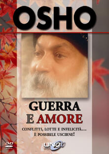 Camfeed.it Guerra e amore. DVD. Con libro Image