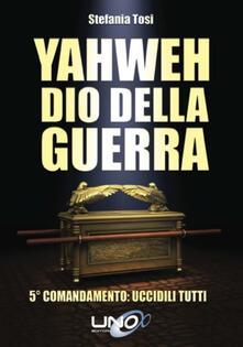 Promoartpalermo.it Yahweh dio della guerra. 5º comandamento: uccidili tutti Image