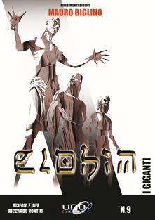 Chievoveronavalpo.it Elohim. Vol. 9: giganti, I. Image