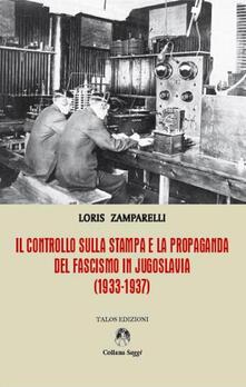 Premioquesti.it Il controllo sulla stampa e la propaganda del fascismo in Jugoslavia (1933-1937) Image