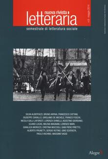 Camfeed.it Nuova rivista letteraria (2014). Vol. 9 Image