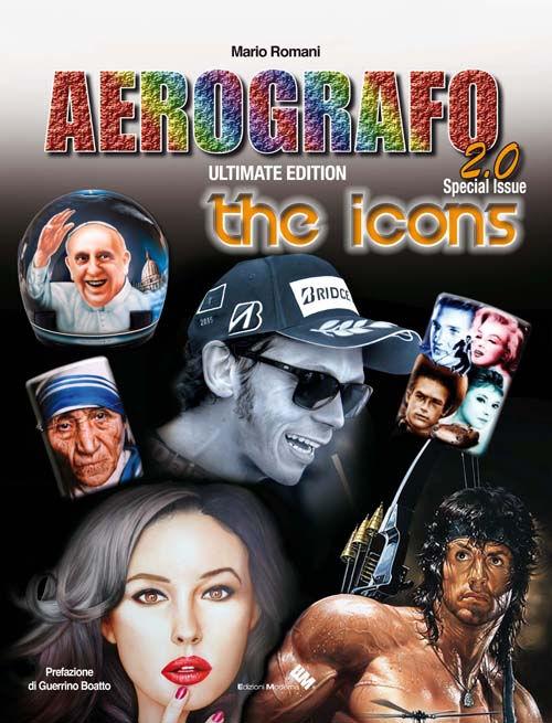 Aerografo 2.0. The icons