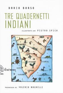 Winniearcher.com Tre quadernetti indiani Image