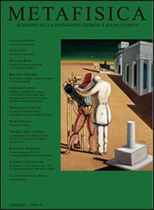 Metaphysical art. The De Chirico Journals. Vol. 11