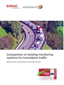 Comparison of existing monitoring systems for transalpine traffic