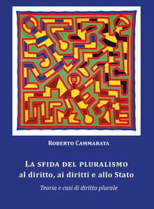 La sfida del pluralismo al diritto, ai diritti e allo Stato. Teoria e casi di diritto plurale