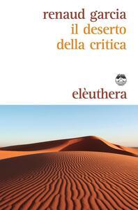 Il deserto della critica