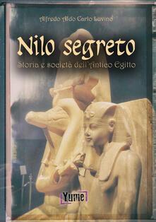 Radiospeed.it Nilo segreto. Storia e società nell'antico Egitto Image