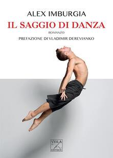 Il saggio di danza - Alex Imburgia - copertina