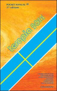 Pocket manual terapia 2014. Agenda